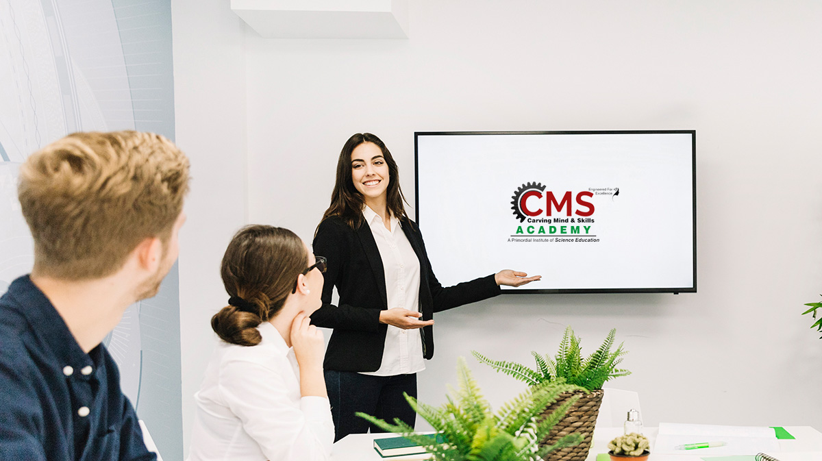 about CMS Academy